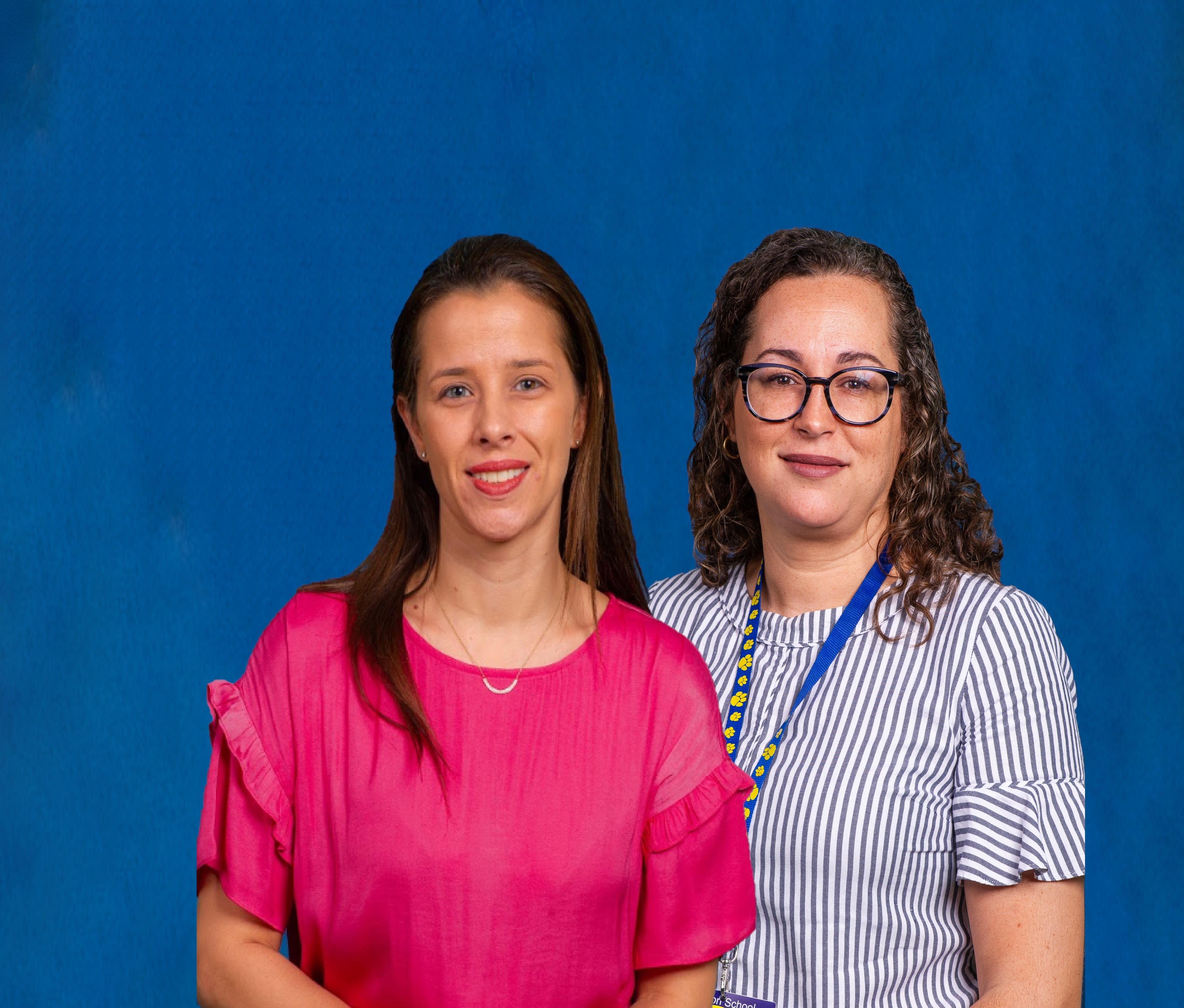 Monica Flambert & Ana Noelsaint